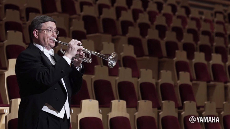 David Bilger, Principal Trumpet of the Philadelphia Orchestra