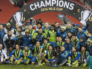 Sounders 2017 MLS schedule released