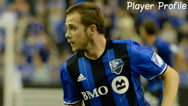 Harry Shipp with the Montreal Impact | Courtesy mlssoccer.com
