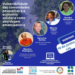Vulnerabilidade das comunidades pesqueiras e a economia solidária como abordagem emancipatória