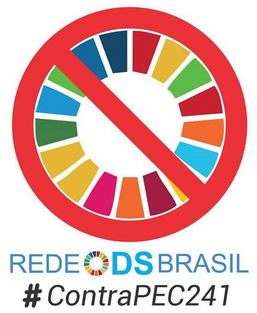 Rede ODS Brasil contra a Proposta de Emenda Constitucional (PEC) N° 241/2016