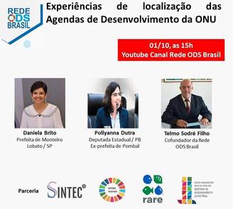 Experiências de localização das Agendas de Desenvolvimento da ONU