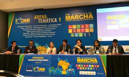 Mesa Temática -Demandas dos Municípios para a Implementação dos ODS