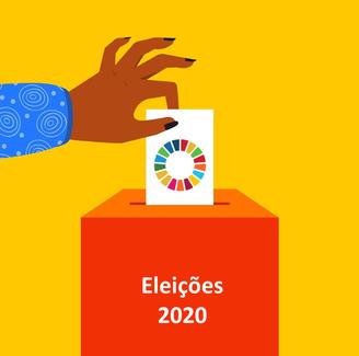 Série de webinar Agenda 2030 nas Eleições 2020