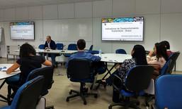 Primeiro dia da Oficina de Monitoramento e Avaliação da Localização da Agenda 2030 no Brasil