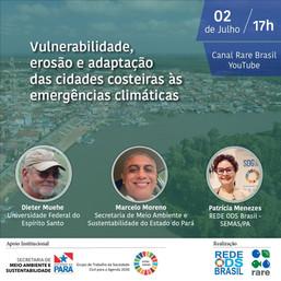 Vulnerabilidade, erosão e adaptação das cidades costeiras às emergências climáticas