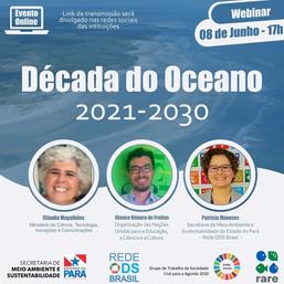 Década do Oceano 2021-2030