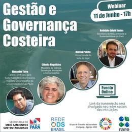 Gestão e Governança Costeira