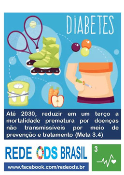 Legislações sobre combate e prevenção ao diabetes no Brasil