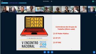 V Encontro Nacional da Rede ODS Brasil