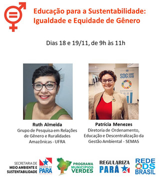 1° Módulo do Curso Igualdade e Equidade de Gênero