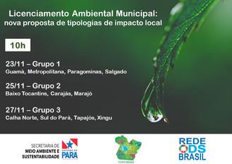 Licenciamento Ambiental Municipal: nova proposta de tipologias de impacto local