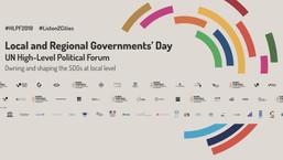 Governos Locais e Regionais no HLPF 2019