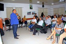 Segundo dia da Oficina de Localização da Agenda 2030, em Belém/PA