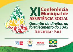 XI Conferência Municipal de Assistência Social de Barcarena/PA