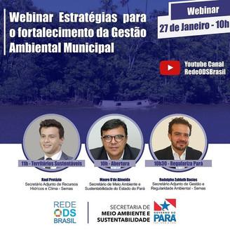 Estratégias para o fortalecimento da Gestão Ambiental Municipal
