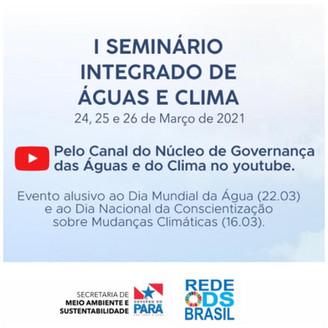 I Seminário Integrado de Águas e Clima