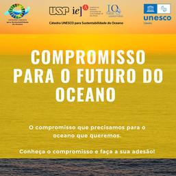 O compromisso que precisamos para o oceano que queremos