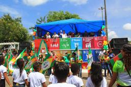 As Agendas de Desenvolvimento da ONU no Desfile Escolar de Barcarena/PA