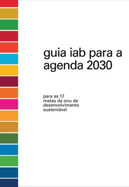 Lançamento do Guia IAB para a Agenda 2030