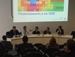 1° Painel Meios de Implementação da Agenda 2030: Financiamento