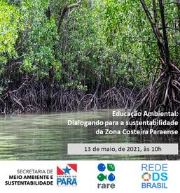 3° Diálogo sobre Educação Ambiental para a sustentabilidade da zona costeira paraense