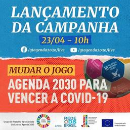 Agenda 2030 para vencer a COVID-19