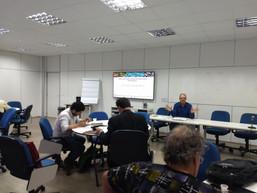 Segundo dia da Oficina de Monitoramento e Avaliação da Localização da Agenda 2030 no Brasil