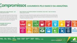 Banco da Amazônia reafirma seu compromisso com a Rede ODS Brasil