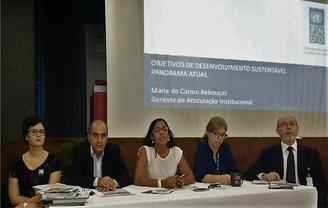 Mesa Redonda - Segurança Alimentar e Nutricional e a Agenda 2030