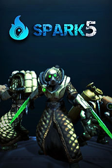 Spark Five Cover Image