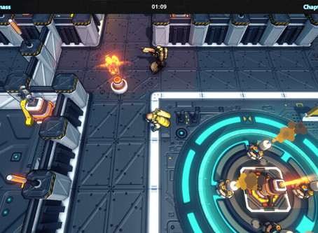 Stygian Nebula: Spark Campaign Game-Play