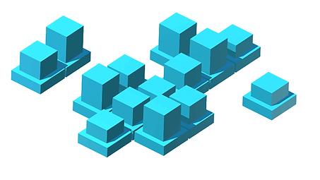 unreal estates building blocks