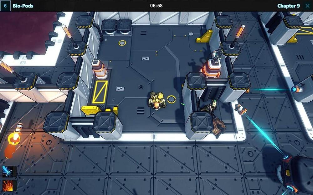 game-play randomization cover