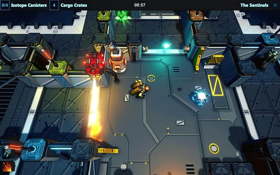 game-play screenshot F