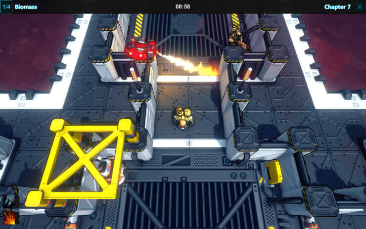 Axis Of Agares Game-Play Screenshot