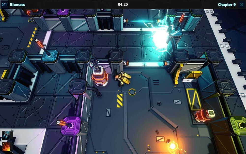 night mode is a game aesthetic randomization option