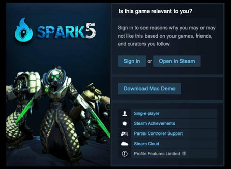 Demo Release: Know what Spark Five has to offer by trying out the free version