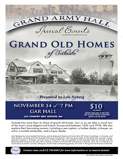 GAR Hall_Grand Old Homes Poster_8.5x11_v