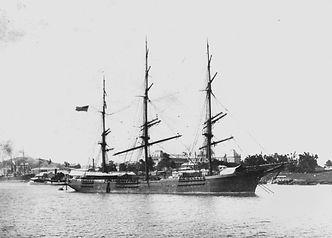 Ship Paul Revere, photo, Australia, wiki