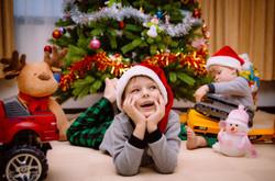 """Santa Claus, where are you?..."""