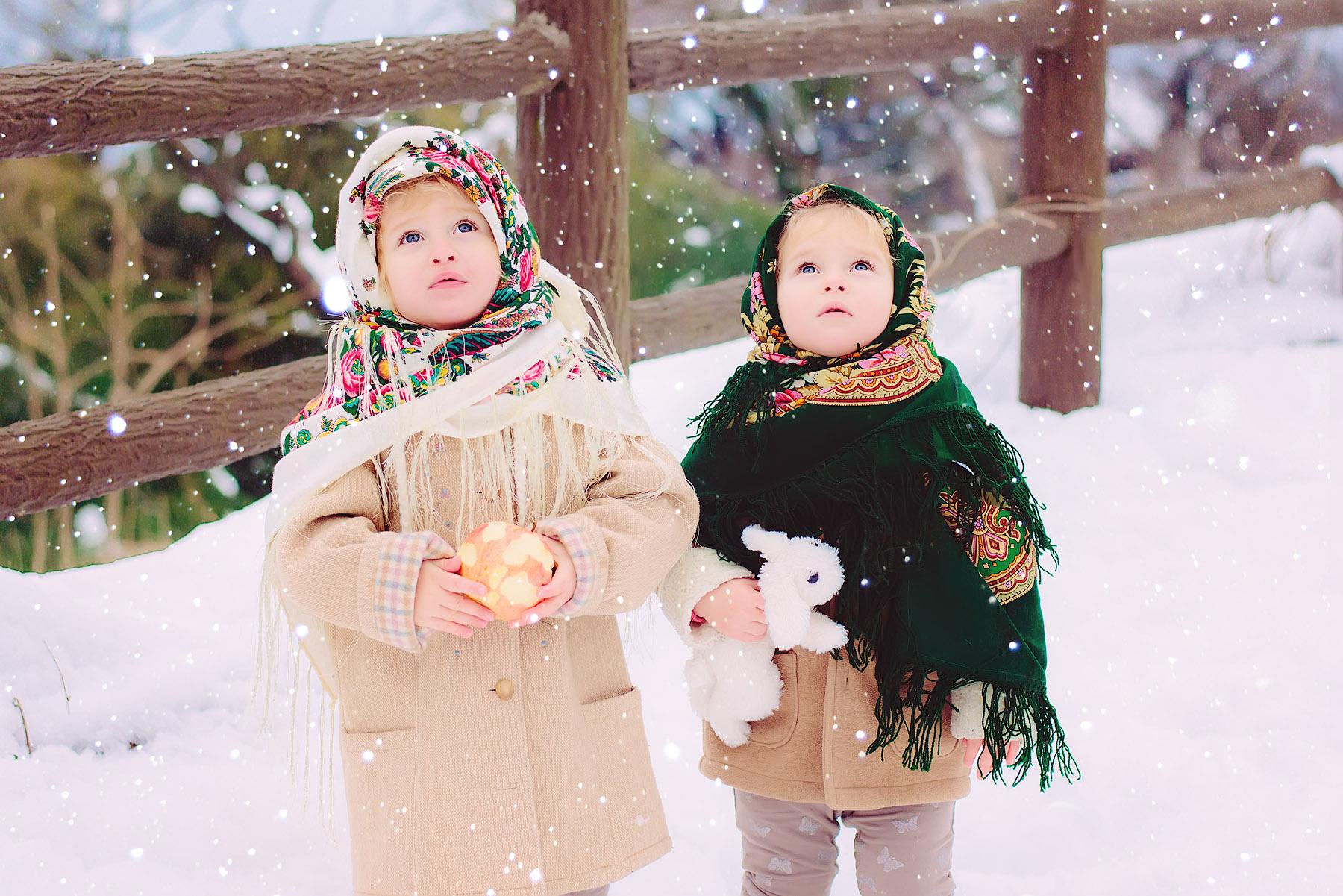 Russian cuties