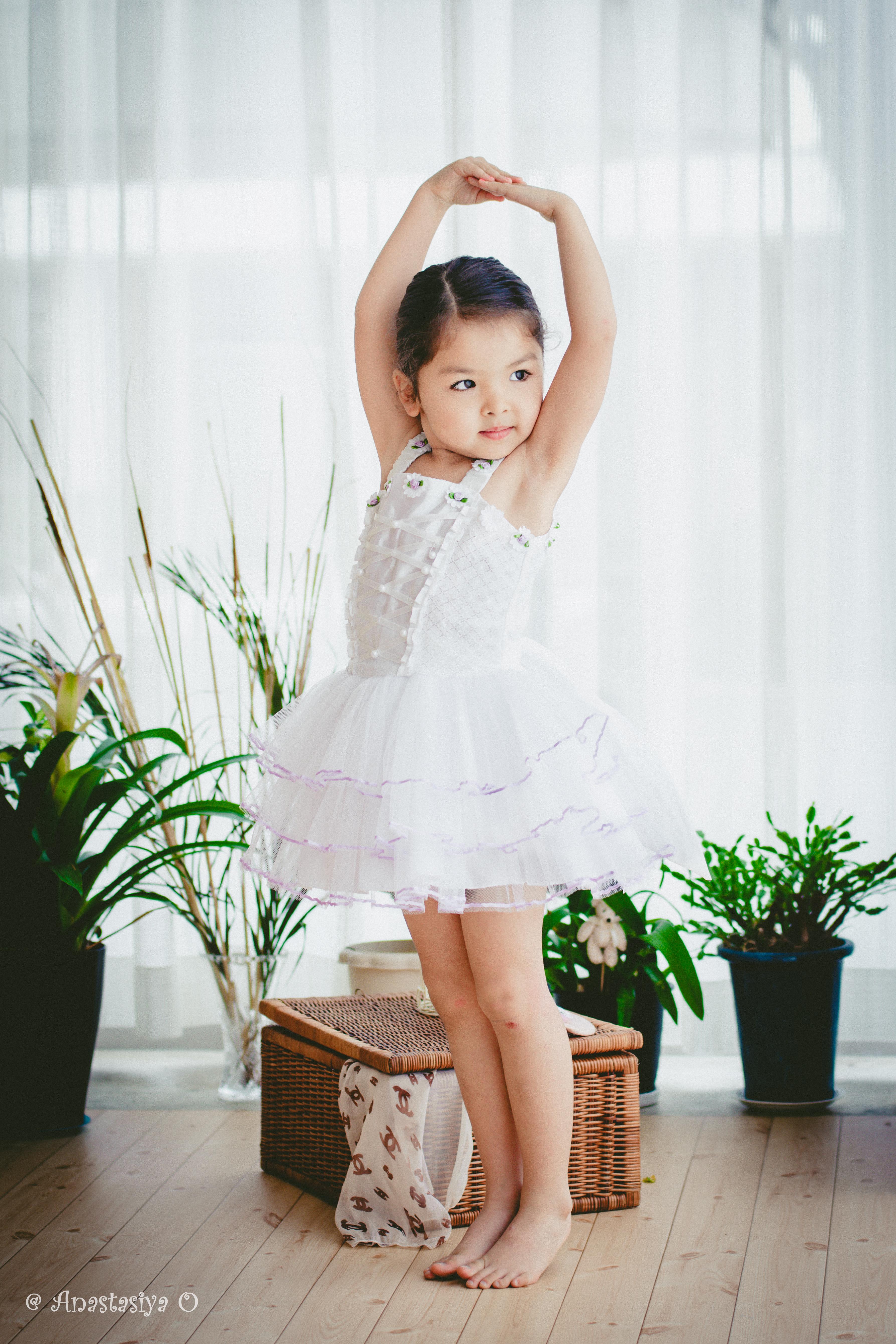 I wish I was a ballerina