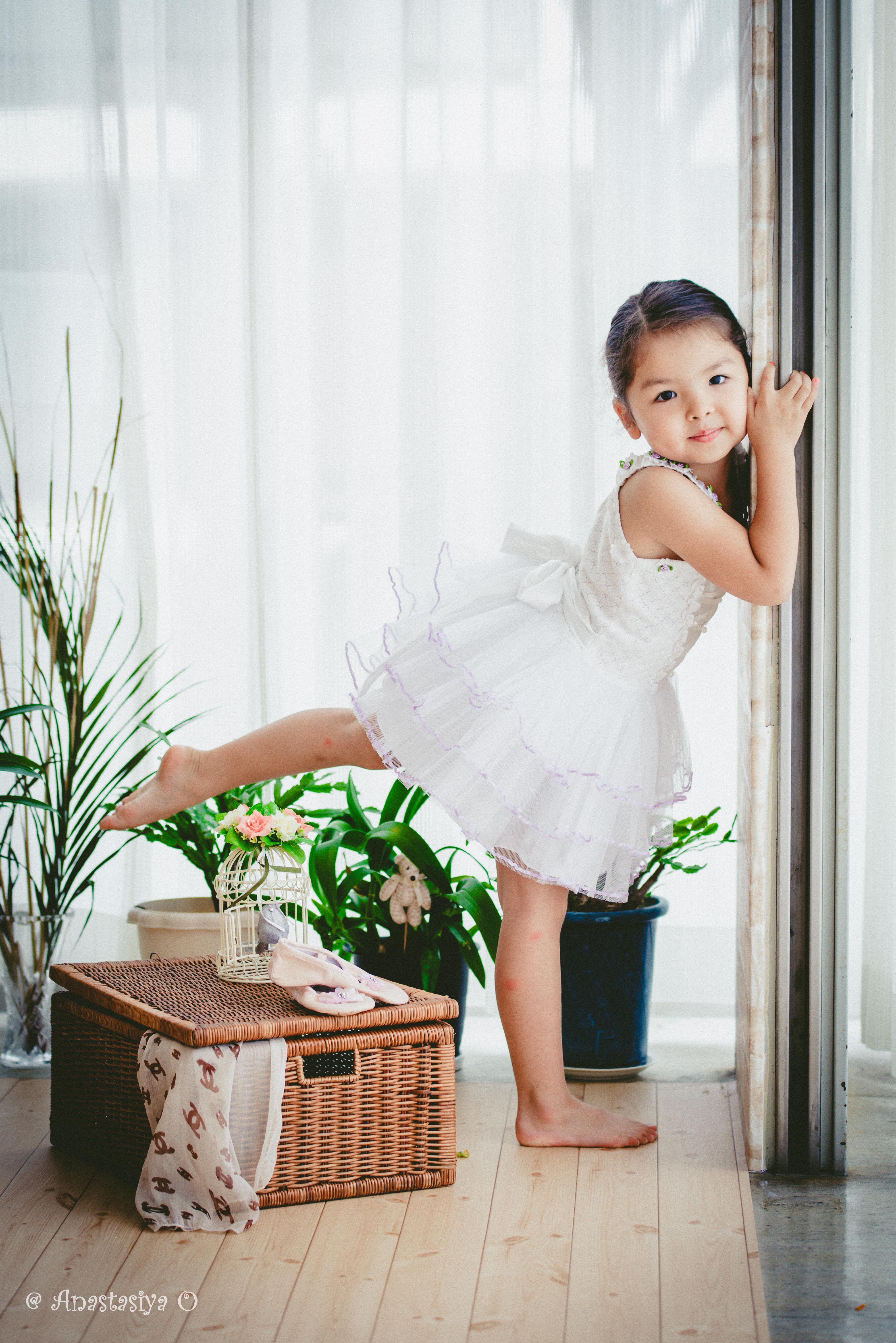I wish I was a ballerina!