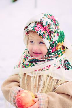 Russian cutie