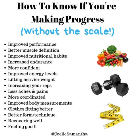 Non-Scale Progress