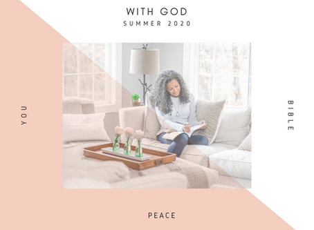 Exchange Worries for Peace With God
