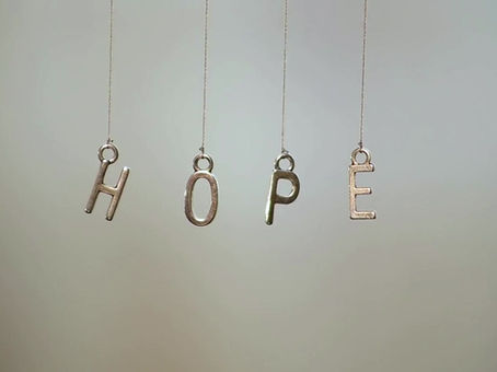 Hope is Just Around the Corner!