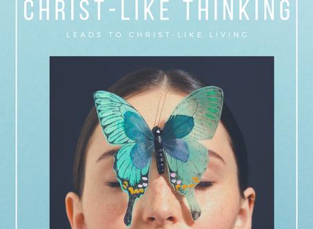 Think Like Christ, Live Like Christ