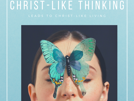 Think Like Christ, Live Like Christ